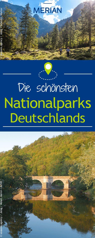Wir zeigen euch tolle Ausflugsziele in Deutschland, an denen ihr die Natur und Ruhe genießen könnt und die nicht nur zum Wandern einladen, sondern auch zum Träumen. Vom Wattenmeer über die Sächsische Schweiz bis hin zum Schwarzwald zeigen wir euch die schönsten Nationalparks Deutschlands.