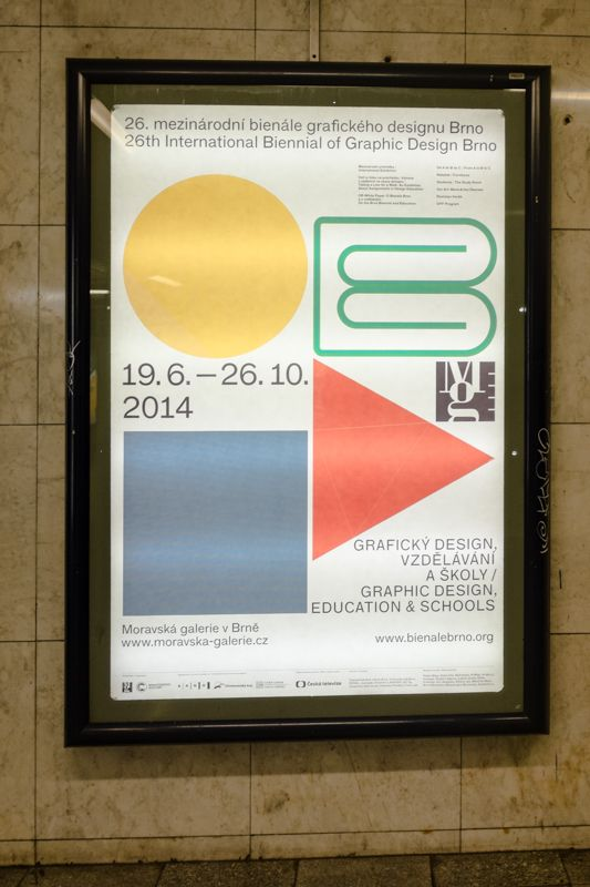 Poster from Prague