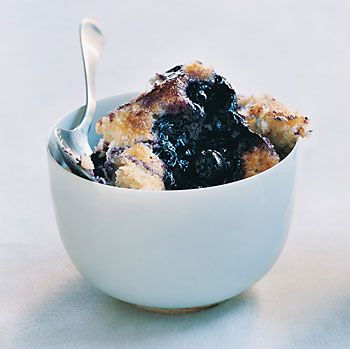 Find the recipe for Blueberry Pudding Cake and other blueberry recipes at Epicurious.com