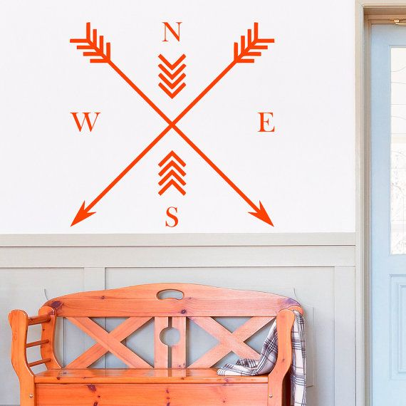 Wall Art Stickers East Rand : Best images about arrow design tribal decor on