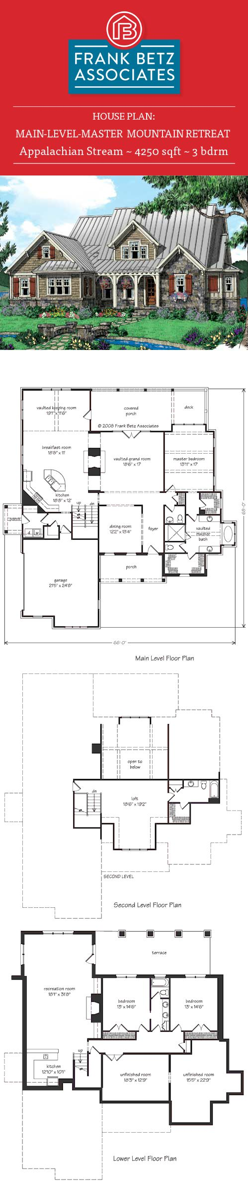 17 Best Ideas About Lake House Plans On Pinterest Beach