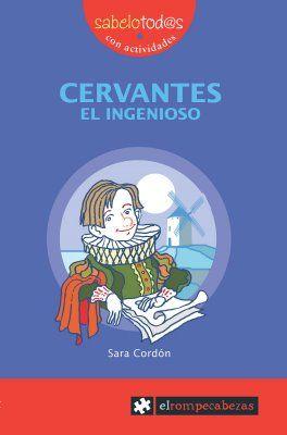 """""""Cervantes el ingenioso"""" - Sara Cordón (El rompecabezas)"""