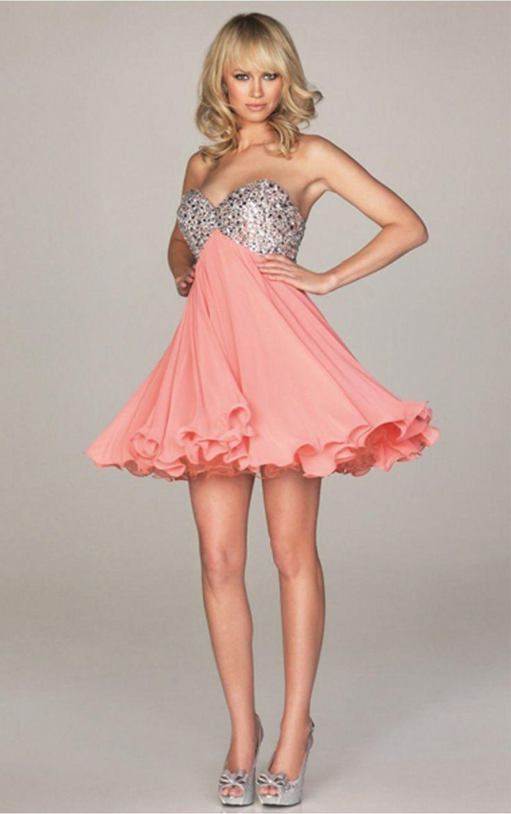 Mejores 51 imágenes de Prom Dresses en Pinterest | Vestidos formales ...
