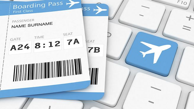 Your boarding pass could get you hacked