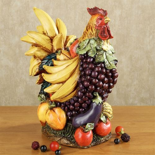127 Best Rooster Chicken Figurines Images On Pinterest