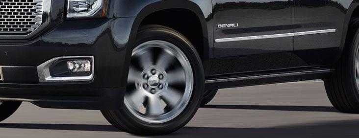 2015 Yukon Denali Full Size Luxury SUV