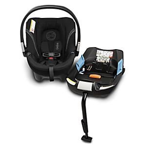Cybex Aton 2 Infant Car Seat: This Cybex rear-facing infant car seat offers many impressive safety features, many which we haven't seen anywhere else! It protects against side impacts (the most dangerous kind), thanks to an energy-absorbing shell, full EPS foam lining, and fold-out Linear Side Impact Protection (LSP)TM protectors that absorb energy forces first, reducing the force on baby's body...