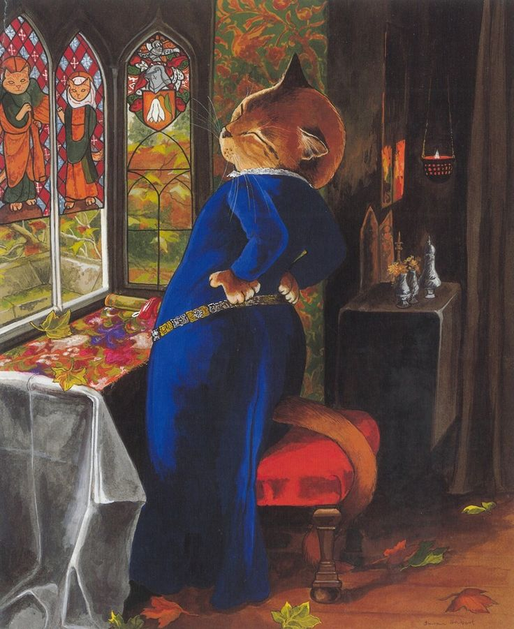 Mariana, after Sir john Everett Millais (see original painting here). Image credit: By Susan Herbert. Courtesy of Thames & Hudson.