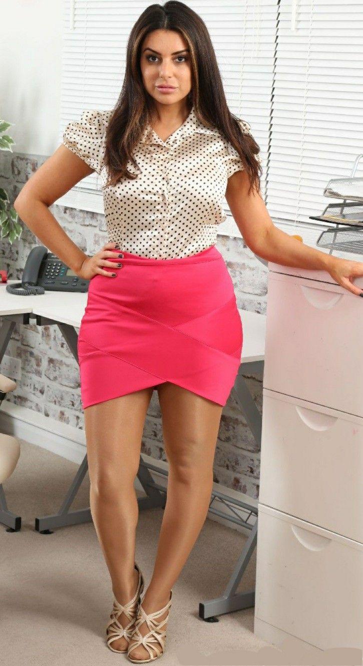 Charley S aka Charlotte Springer - British Glamour Model