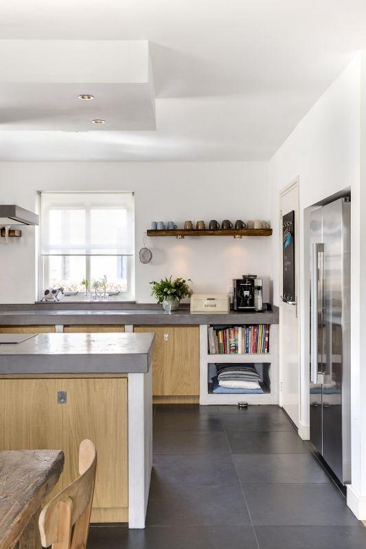 17 beste idee n over amerikaanse keuken op pinterest interieurontwerp keuken open planken en - Kleine amerikaanse keuken ...