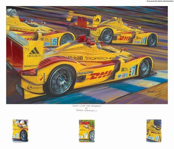 Porsche sweatjacke blue martini racing