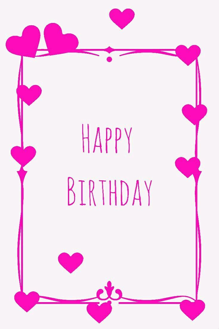 937 Best Birthday Cards Images On Pinterest Birthdays
