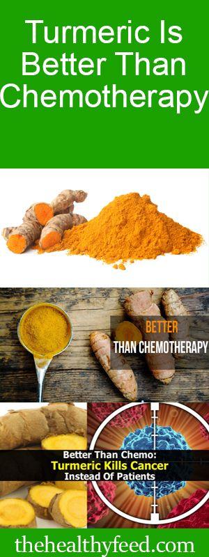 Turmeric Is Better Than Chemotherapy #turmeric #chemotherapy #cancer #cancerrisk #healthy #healthyliving