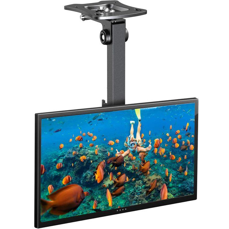 Tv Deckenhalterung Schwenkbare Neigbare Klappbare H