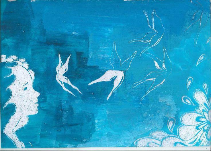Farfalle eterne (Eternal butterflies) by Alma Cattleya