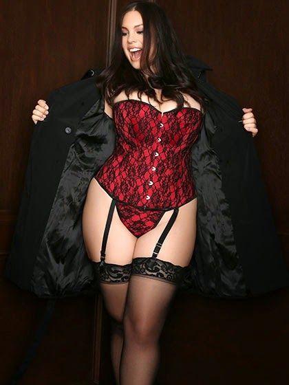 Plus size sexy beauty | Dream Girls | Pinterest
