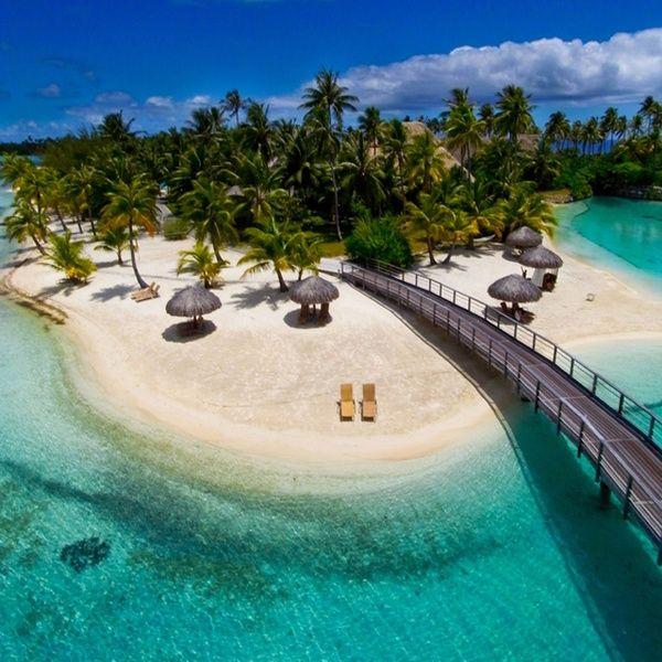 Bora Bora... take me there!!!