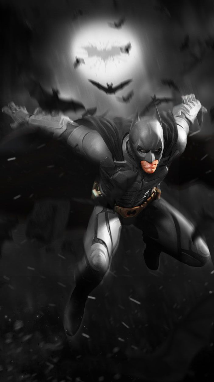Download Batman Dark Knight Iphone Wallpaper Top Free Awesome