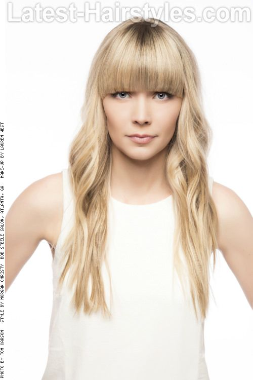 24 Fun and Cute Long Hairstyles for Summer