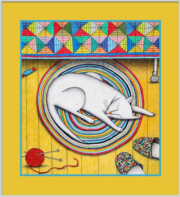 Кошка Автор Татьяна Лихачева