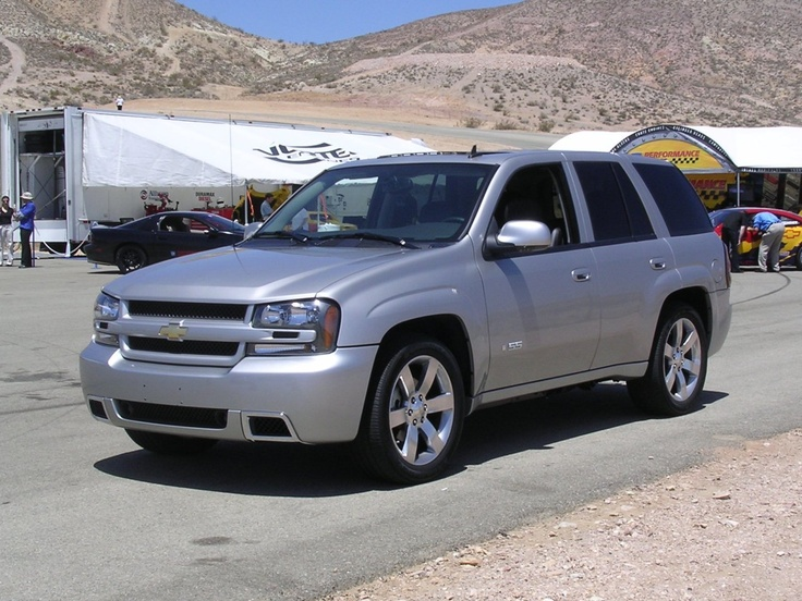 7 best cool cars images on pinterest cars fast cars and antique cars rh pinterest com 2006 trailblazer ss service manual 2006 Trailblazer SS White