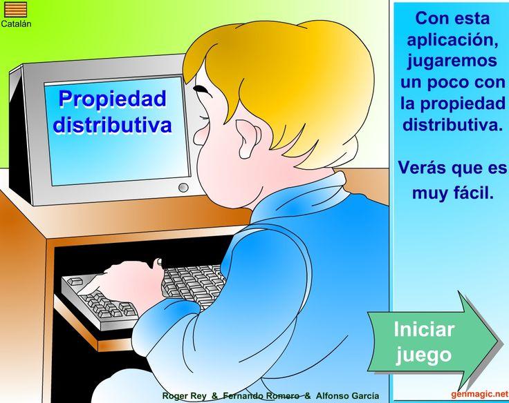 Aprende a aplicar la propiedad distributiva