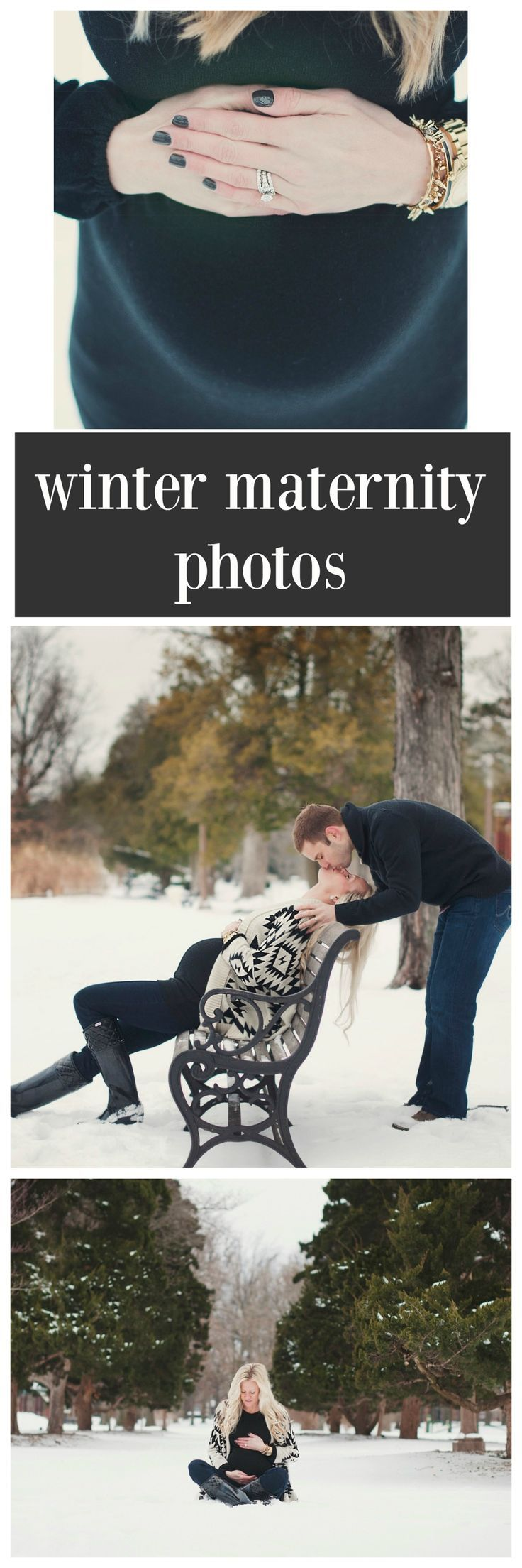 winter maternity session, maternity pictures, winter, baby bump, pregnancy, outdoor session, sneak peak.