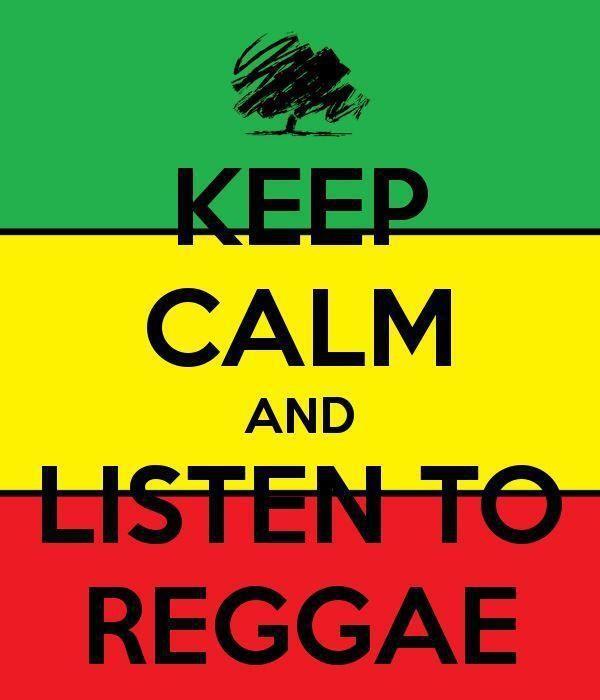 We ♥ Reggae Music! #jamaica #reggae.