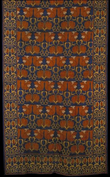 Jugendstil Stoffe Tapeten : Charles Francis Annesley Voysey