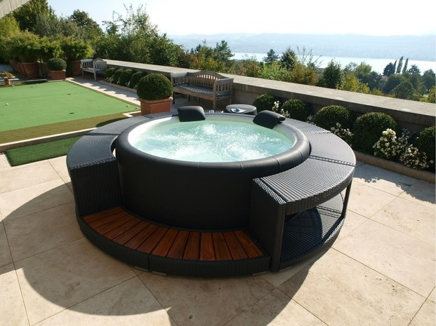 170 best softub favorites images on pinterest jacuzzi whirlpool bathtub and bubble baths. Black Bedroom Furniture Sets. Home Design Ideas