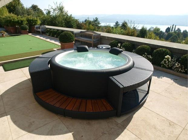 17 best images about spas on pinterest resorts pools. Black Bedroom Furniture Sets. Home Design Ideas