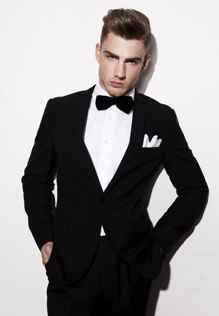 This tux is so nice