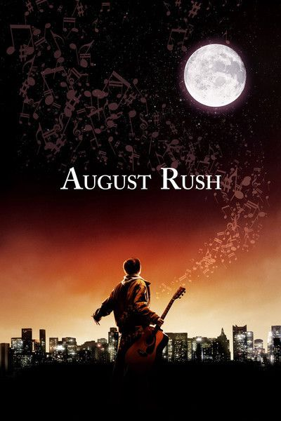 August Rush Movie Poster