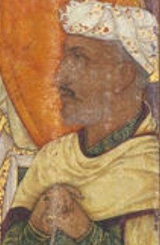 Wazir Khan governor of Lahore Subah. He built the famous Wazir Khan Masjid.