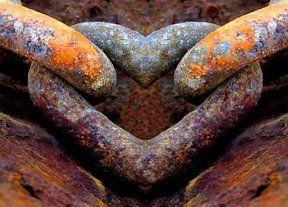 Big Rusted Heart