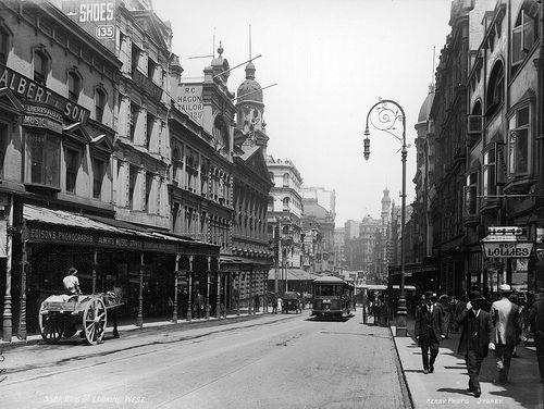 1900 - Sydney