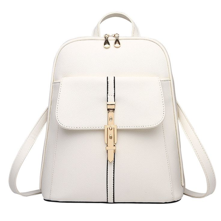 Cheap backpack famous, Buy Quality backpack famous brand directly from China ladies leather backpacks Suppliers: New 2016 High Quality Women Backpacks Famous Brands Fashion Lady Leather Backpack School Backpacks For Teenage Girls