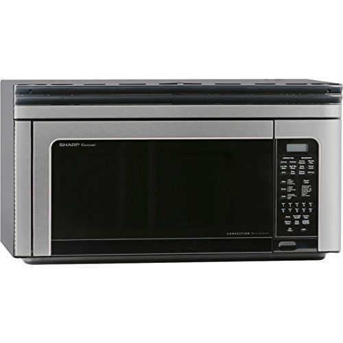 Amazon Com 1 1 Cu Ft 850w Over The Range Convection Microwave Oven In Stainless Steel Industrial Scientific
