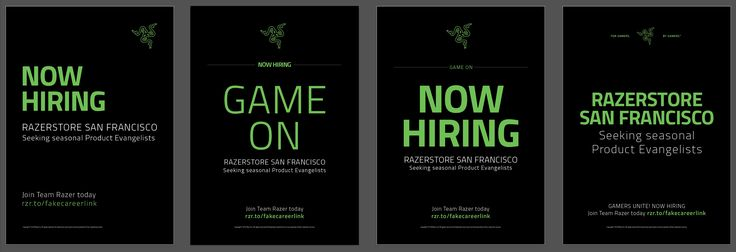 Options created for the poster design during store opening back then. *All text is just mock-up purposes.