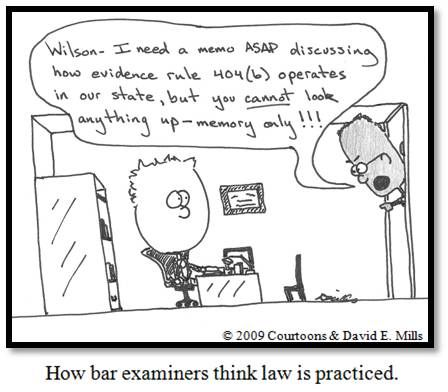 Five Tips for Studying for the Bar Exam While Working