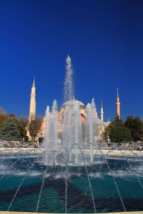 Hagia Sophia Museum (Ayasofya) by MustafaSEZER on DeviantArt