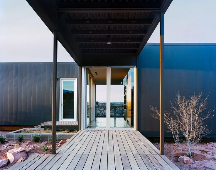 Modern homes in utah