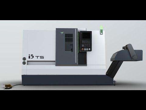 i5 T5 CNC Intelligent Lahte