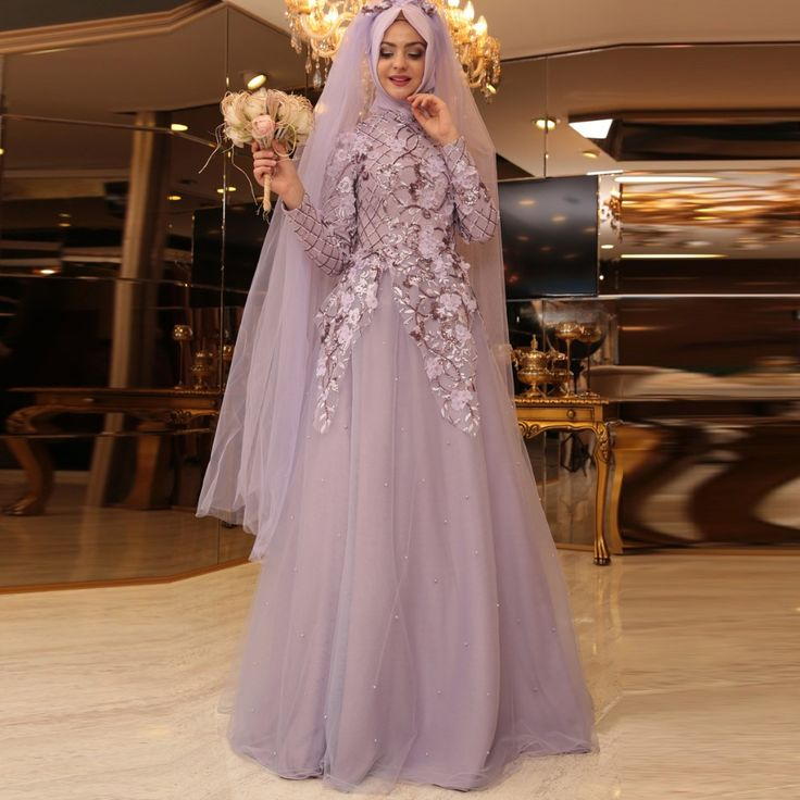 Find More Wedding Dresses Information about Muslim Wedding Dresses Full Sleeves Vestido De Noiva Sequins Hijab Wedding Dress Long Casamento Vintage Bridal Gowns A Line 2016,High Quality dress rate,China dress ball gown Suppliers, Cheap gowns for wedding party from Suzhou Yast Wedding Dress Store on Aliexpress.com