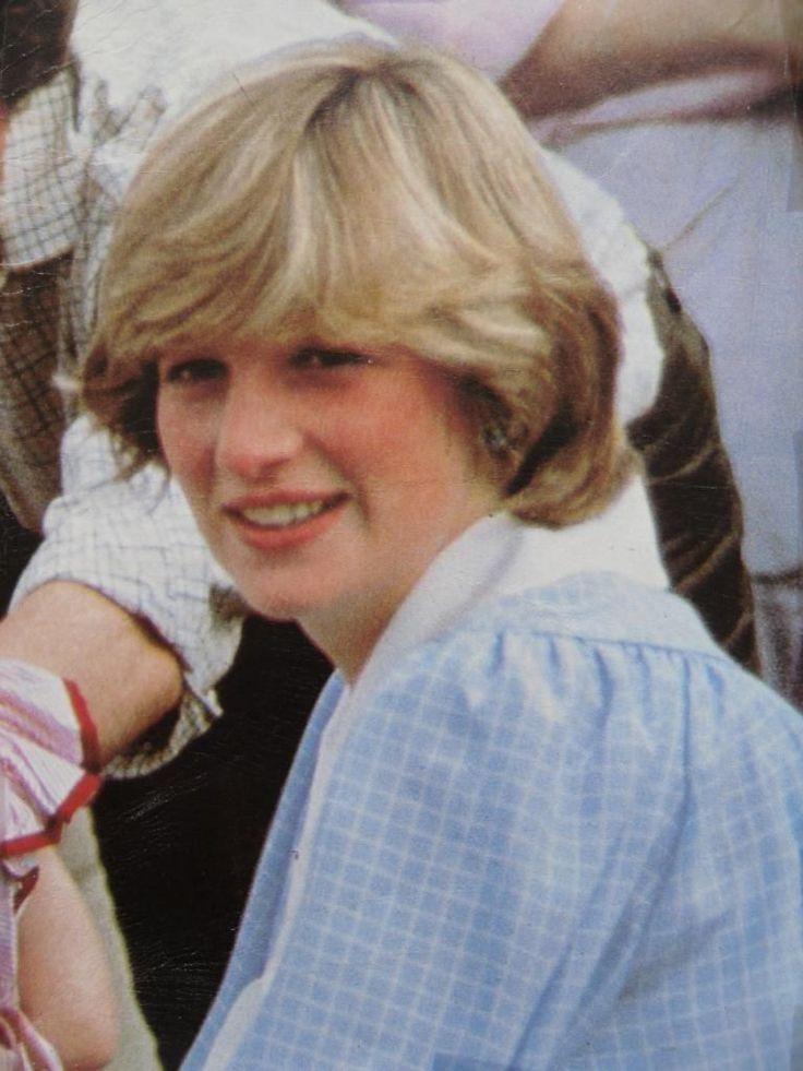 May 15, 1982: Princess Diana at a polo game at Rhinefield House, Brockenhurst, Hampshire.