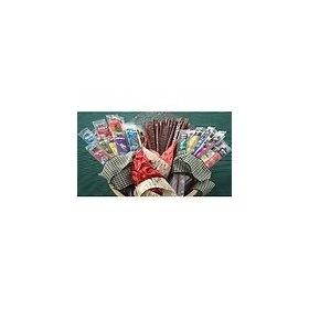 Gourmet Exotic Game Jerky Birthday Gift Pack $95.00