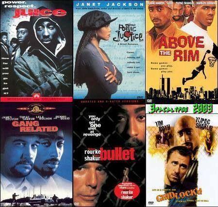 #2Pac #Tupac #Movies