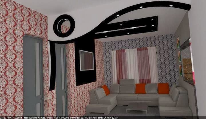 id e faux plafond sp ciale 2015 plafond platre pinterest. Black Bedroom Furniture Sets. Home Design Ideas