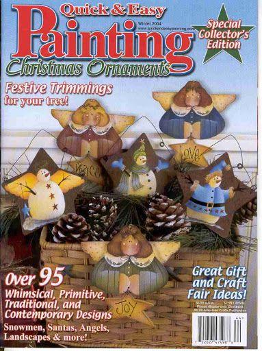 Revista pintura country - Suely Maria - Picasa Web Albums...FREE BOOK!