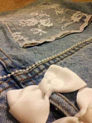 Aino Elisabeth: My Senior Overalls - $40                                                                                                                                                                                 More